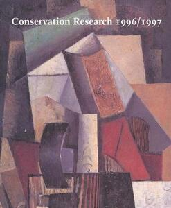 Conservation Research 1996/1997 - cover