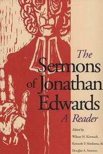 The Sermons of Jonathan Edwards: A Reader - Jonathan Edwards - cover