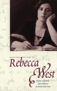 Selected Letters of Rebecca West - Rebecca West - cover