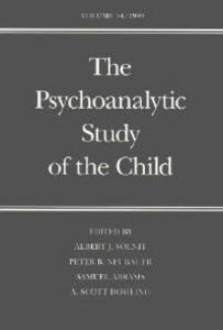 The Psychoanalytic Study of the Child: Volume 54 - cover