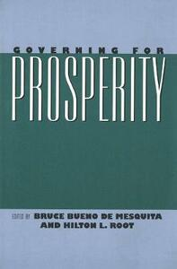 Governing for Prosperity - cover