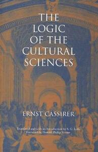The Logic of the Cultural Sciences: Five Studies - Ernst Cassirer - cover
