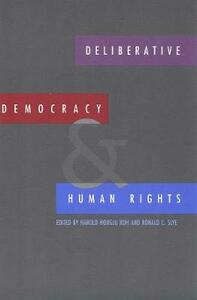 Deliberative Democracy and Human Rights - Harold Koh - cover