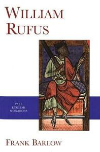 William Rufus - Frank Barlow - cover