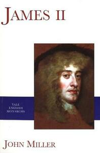 James II - John Miller - cover