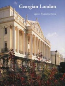 Georgian London - John Summerson - cover