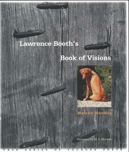 Lawrence Booth's Book of Visions - Maurice Manning - cover