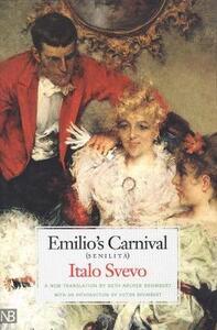 Emilio's Carnival: Senilita - Italo Svevo - cover