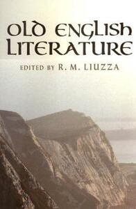 Old English Literature: Critical Essays - cover