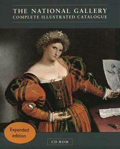The National Gallery Complete Illustrated Catalogue - National Gallery - cover