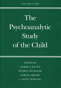 The Psychoanalytic Study of the Child: Volume 57 - cover