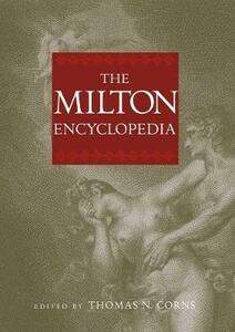 The Milton Encyclopedia - cover