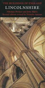 Lincolnshire - Nikolaus Pevsner,John Harris,Nicholas Antram - cover
