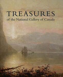 Treasures of the National Gallery of Canada - cover