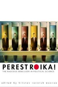 Perestroika!: The Raucous Rebellion in Political Science - cover