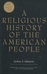A Religious History of the American People: Second Edition - Sydney E. Ahlstrom - cover