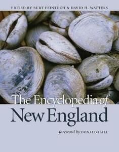 The Encyclopedia of New England - cover