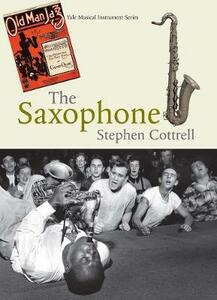 The Saxophone - Stephen Cottrell - cover
