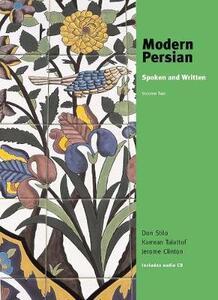 Modern Persian: Spoken and Written, Volume 2 - Donald L. Stilo,Kamran Talattof,Jerome W. Clinton - cover