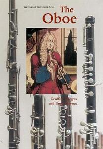 The Oboe - Geoffrey Burgess,Bruce Haynes - cover