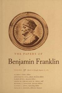 The Papers of Benjamin Franklin, Vol. 37: Volume 37: March 16 through August 15, 1782 - Benjamin Franklin - cover