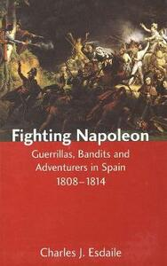 Fighting Napoleon: Guerrillas, Bandits and Adventurers in Spain, 1808-1814 - Charles J. Esdaile - cover