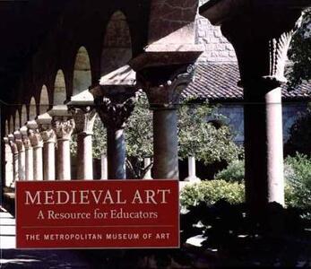 Medieval Art: A Resource for Educators - Michael Norris - cover