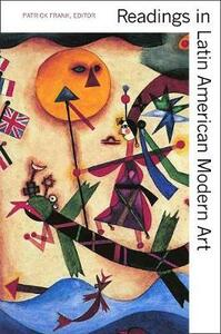 Readings in Latin American Modern Art - cover