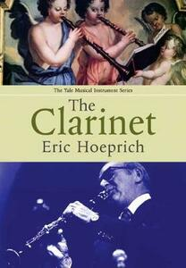 The Clarinet - Eric Hoeprich - cover