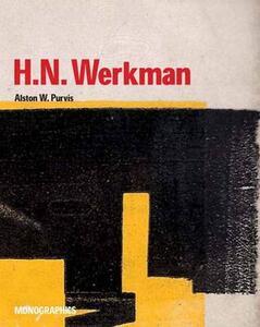 H. N. Werkman - Alston W. Purvis - cover