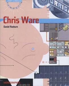 Chris Ware - Daniel Raeburn - cover