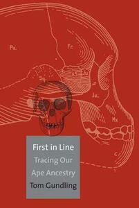 First in Line: Tracing Our Ape Ancestry - Tom Gundling - cover