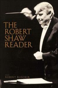 The Robert Shaw Reader - cover