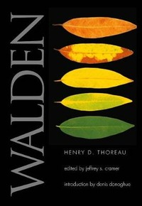 thoreau walden essays The live deliberately essay contest is guided by the talented members of the essay contest advisory board: sam corron, walden woods project's social media and.