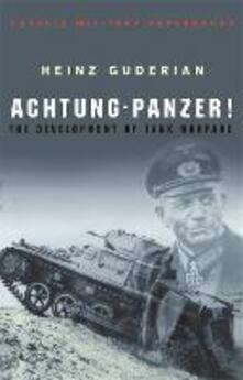Achtung Panzer! - Heinz Guderian - cover