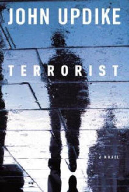 Terrorist - John Updike - cover