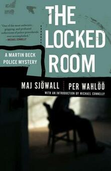 The Locked Room: A Martin Beck Police Mystery (8) - Maj Sjowall,Per Wahloo - cover