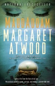 Libro in inglese MaddAddam  - Margaret Atwood