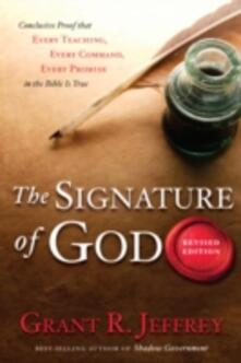 Signature of God, Revised Edition