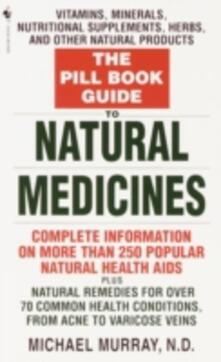 Pill Book Guide to Natural Medicines