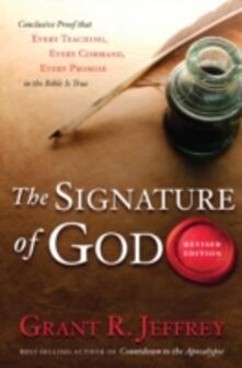 Signature of God