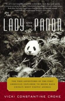 Lady and the Panda