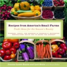Recipes from America's Small Farms