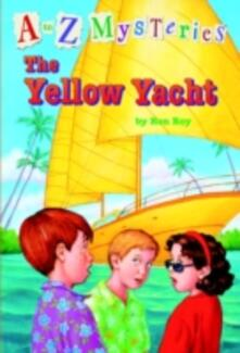 to Z Mysteries: The Yellow Yacht