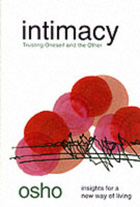 Foto Cover di Intimacy, Libri inglese di Osho, edito da Griffin Publishing