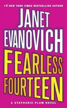 Fearless Fourteen: A Stephanie Plum Novel - Janet Evanovich - cover