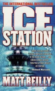 Ice Station - Matthew Reilly - cover