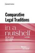 Libro in inglese Comparative Legal Traditions in a Nutshell Mary Ann Glendon Paolo Carozza Colin Picker