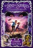 Libro in inglese The Enchantress Returns Chris Colfer