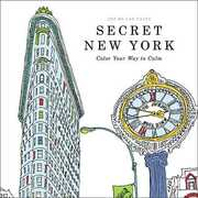 Libro in inglese Secret New York: Color Your Way to Calm
